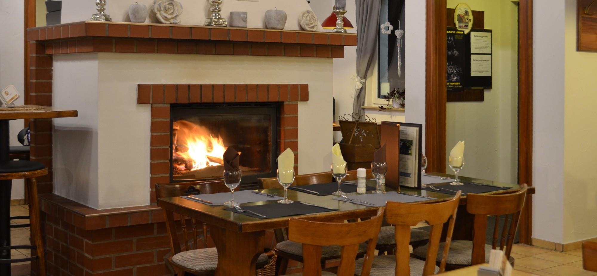 Restaurant-Schmuggelbud-Überherrn-Kamin