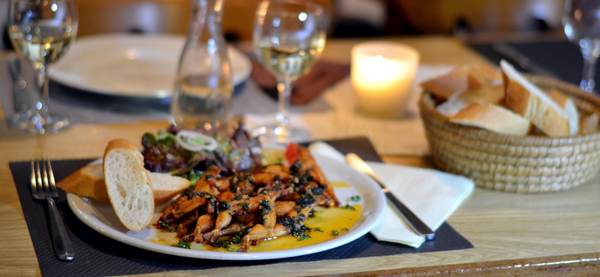 Restaurant-Schmuggelbud-Überherrn-Froschschenkel