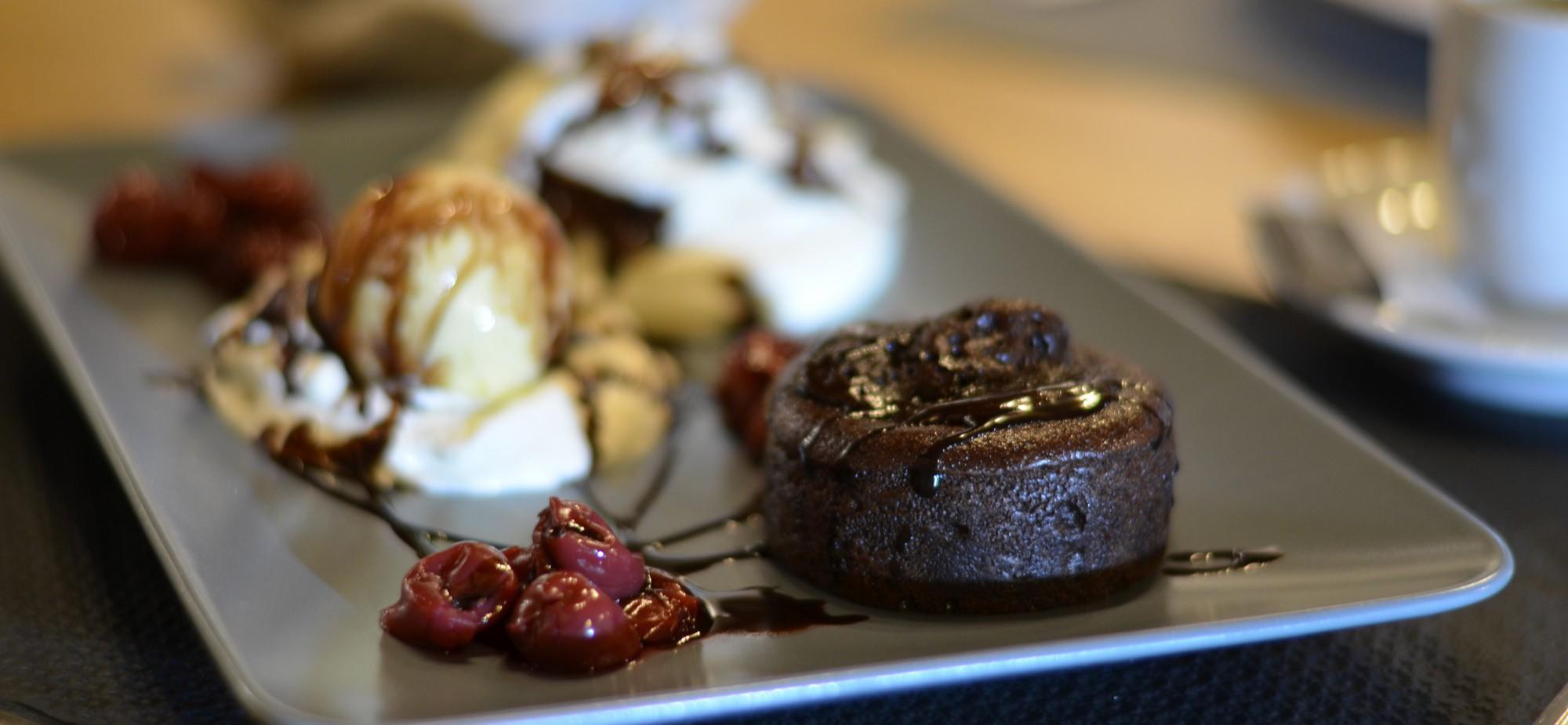 Restaurant-Schmuggelbud-Überherrn-Kuchen-Schokolade-Fondant