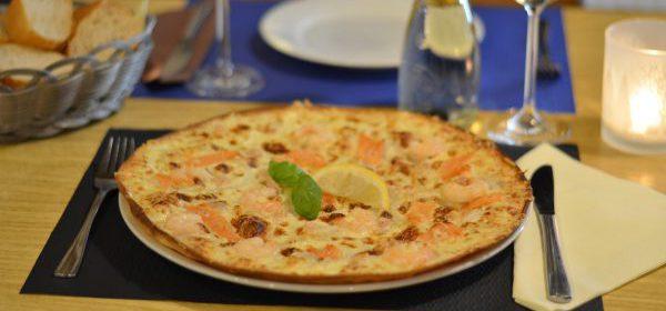 Flammkuchen Fisch Restaurant Schmuggelbud Überherrn Speisekarte
